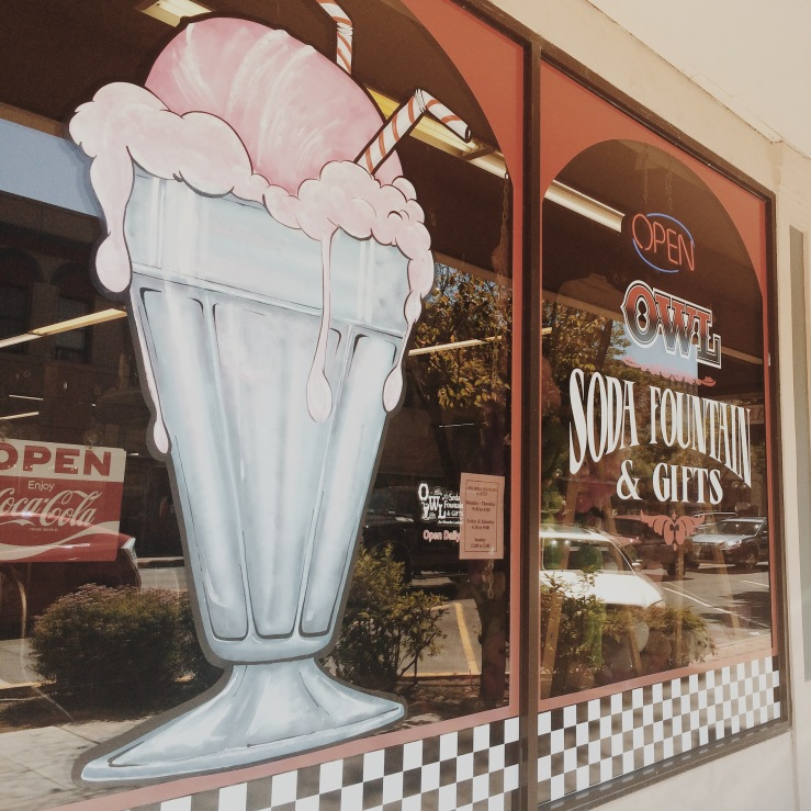 Owl Soda Fountain & Gifts