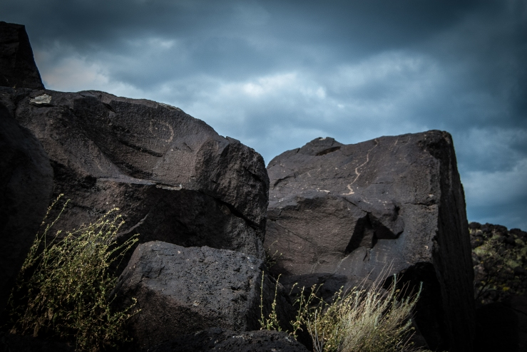 Petroglyph Park Boca Negra Canyon 1 (1 of 1)