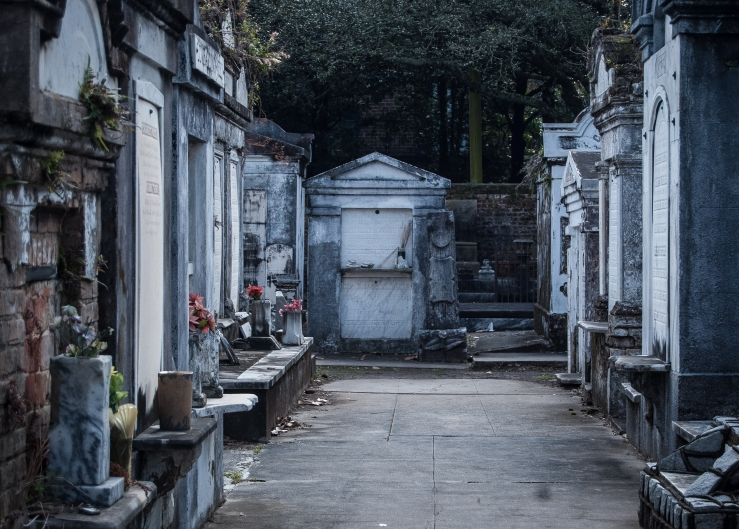 Lafayette Cemetery 17 (1 of 1)